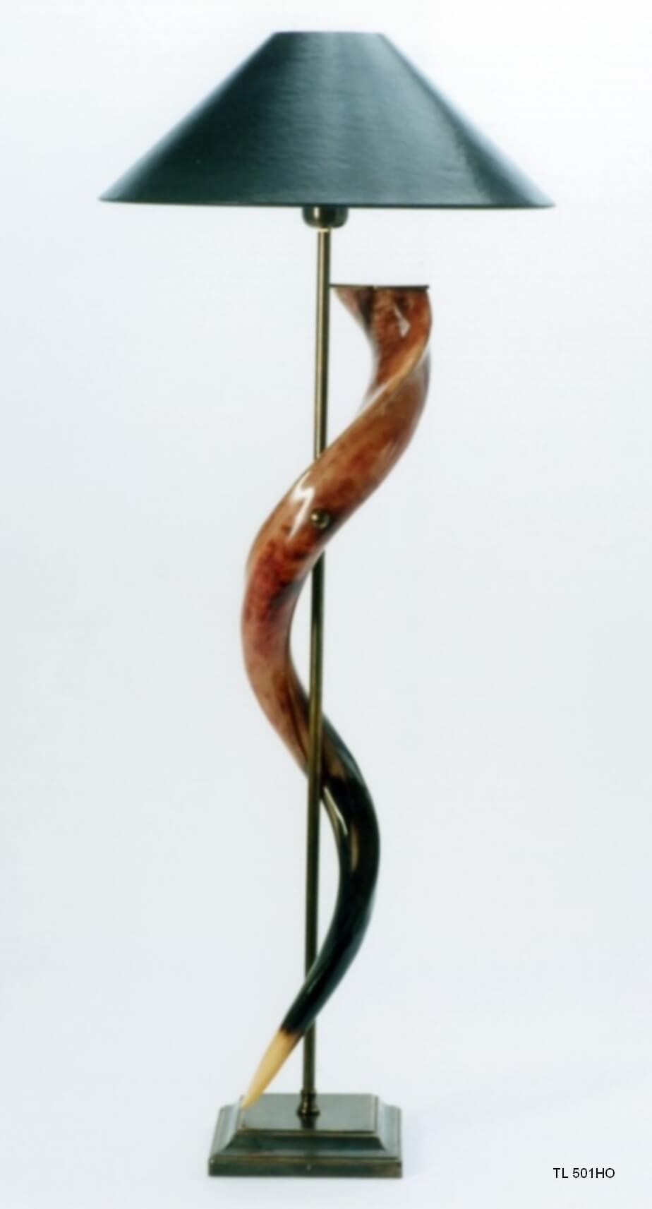 Kuduhorn-Leuchte – Unikat