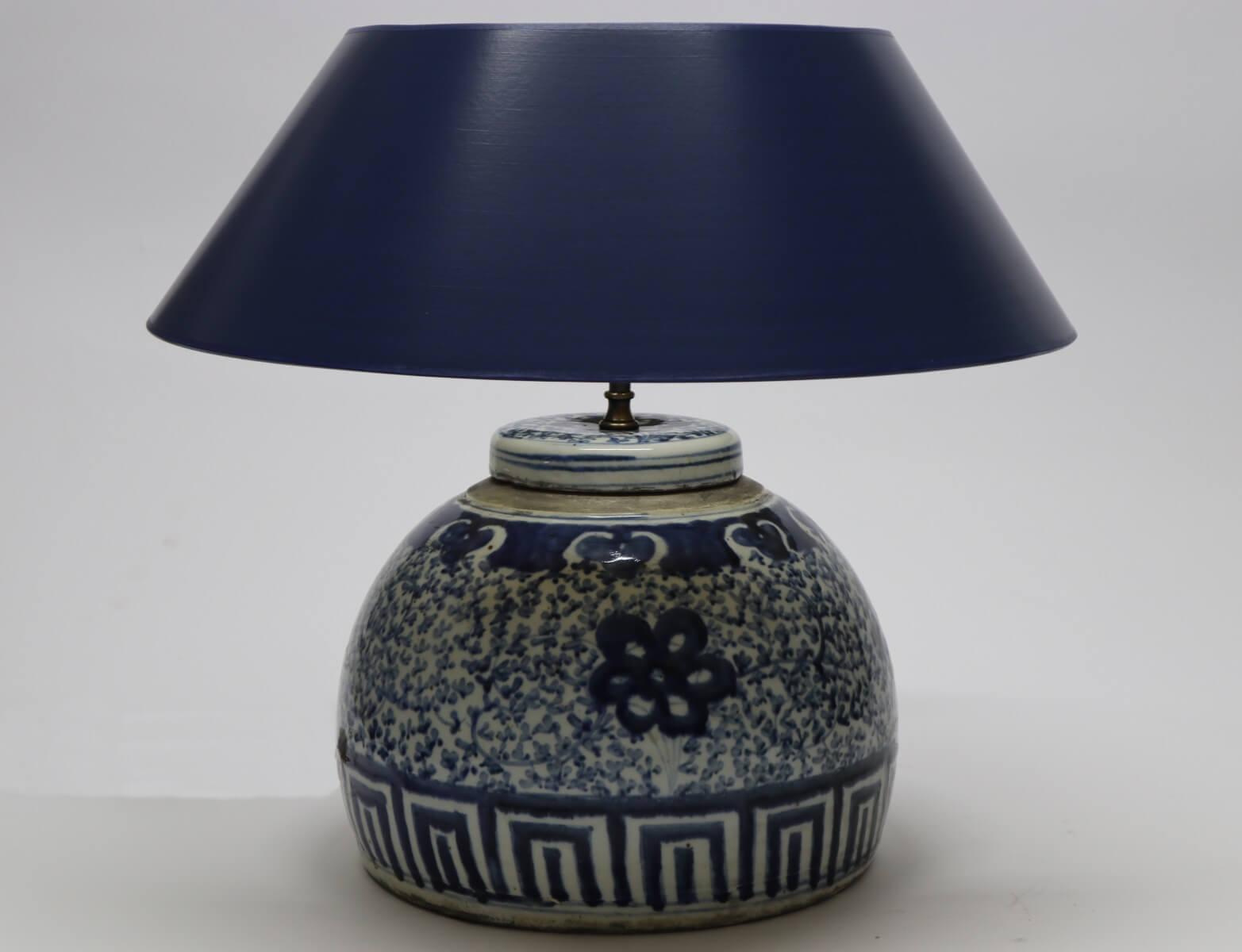 China-Deckeltopf-Leuchte